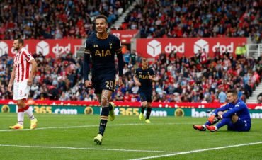 Match Report: Stoke City 0-4 Tottenham Hotspur