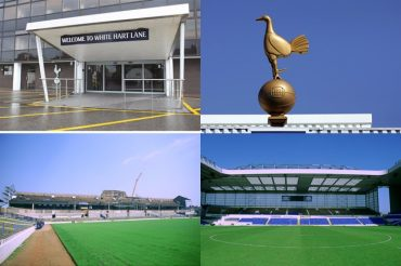 On this day – 4th Sept 1899 – White Hart Lane opened
