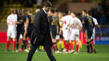 Spurs Champions League dream ends in nightmare