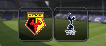 Match Preview: Watford Vs Spurs