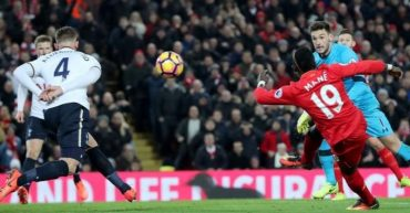 Match Report: Liverpool 2-0 Spurs