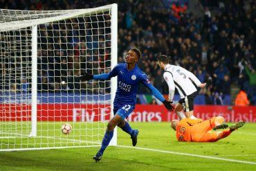 Tottenham chase Leicester City winger Demarai Gray