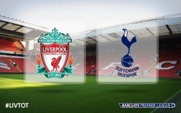Match Preview: Liverpool Vs Spurs