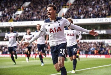 Dele Alli not thinking about quitting Tottenham