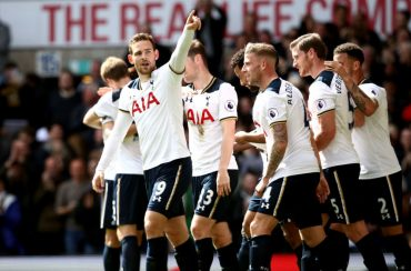 Match Report: Spurs 4-0 Bournemouth