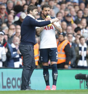 Goodbye Kyle Walker