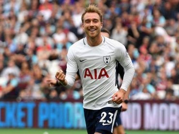 Eriksen happy at Spurs despite Spanish links