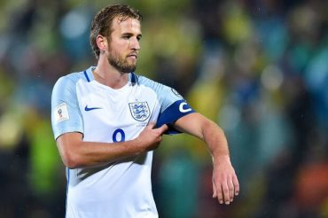 Tottenham's Harry Kane made England's World Cup captain