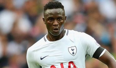 Wanyama rules out leaving Spurs
