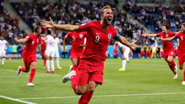 Kane awarded MBE after World Cup heroics