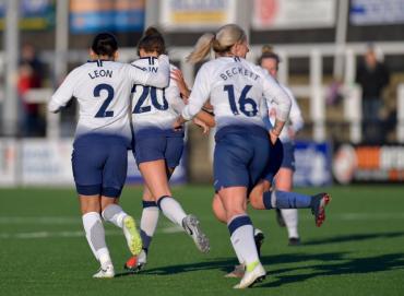 FA Womens Cup – Vs Crystal Palace