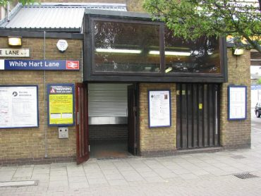 White Hart Lane station to be renamed Tottenham Hotspur