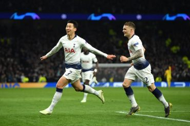 "Son insists Spurs ""want more next season"""