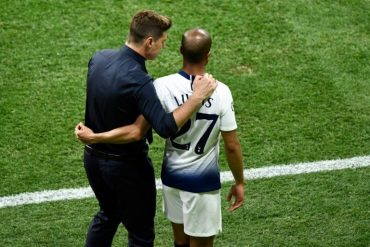 Moura bears no grudge against Pochettino