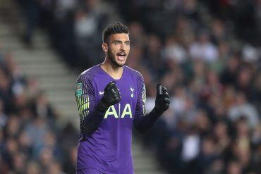 """Gazzaniga says Spurs need their home form to be """"strong"""""""