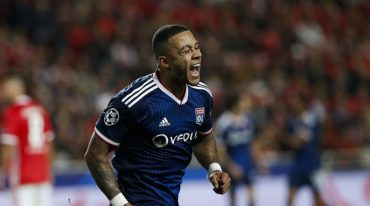 Depay attracts Spurs interest
