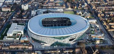 New Spurs ground likely to hold next Joshua fight