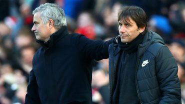 Mourinho reignites Conte feud