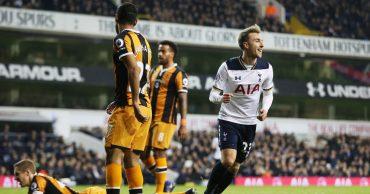 Match Report: Spurs 3-0 Hull City