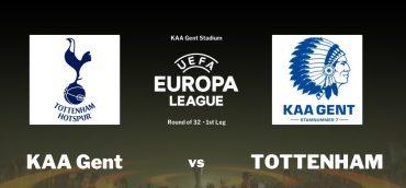Match Preview: Spurs Vs KAA Gent