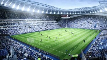 Spurs secure stadium funding
