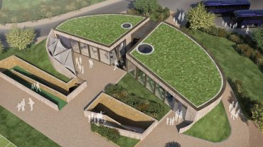 THFC Environmental Centre Planning Approved