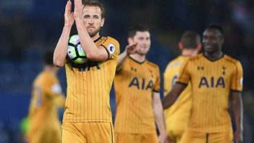 Match Report: Leicester 1-6 Spurs