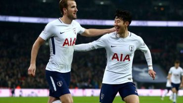 "Kane the ""best player in the world"" according to Son"