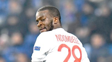 Spurs interested in Ndombele