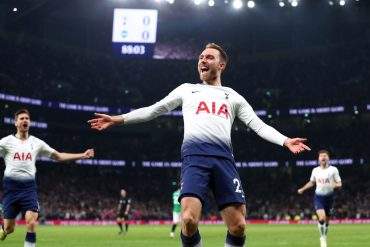 Spurs should cash in on Eriksen according to former goalkeeper