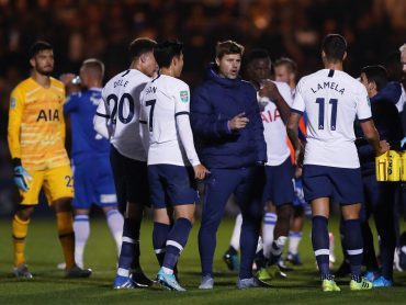 "Mauricio Pochettino admits there are ""different agendas in the squad"" that needs overcoming"