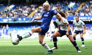 WSL Match Report: Chelsea 1-0 Spurs
