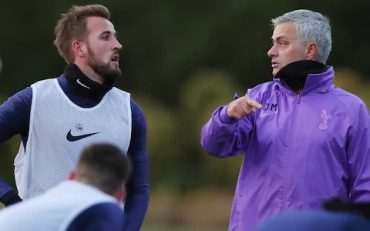 Kane recovered from injury says Mourinho