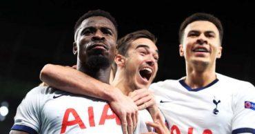 Spurs win on Mourinho home debut
