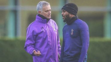 Mourinho denies bust-up with Rose