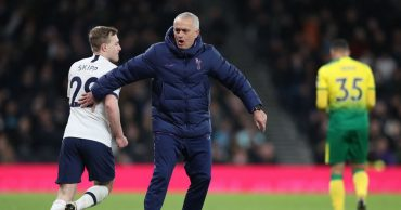 """Mourinho claims he is still """"very young for a football manager"""""""