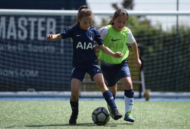 A clear pathway for girls now at THFC Women