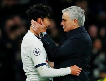 """Mourinho would """"love"""" Son to sign a new contract"""