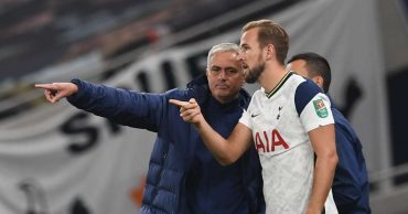 "Kane believes Spurs are in a position to finally ""achieve things"""