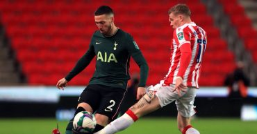 Spurs see off Stoke to book semi-final place in Carabao Cup