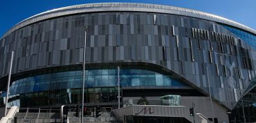 Spurs stadium to made available again to NHS on Sunday