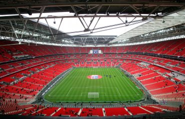 Spurs and City to both have 2,000 fans at Wembley