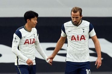 Son and Kane named in PFA Premier League team of the year