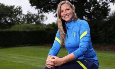 Tottenham Women appoint Jepson