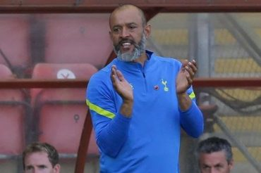Nuno blames missing players in pre-season for poor run of results