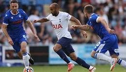 Spurs ease past Colchester in pre-season friendly