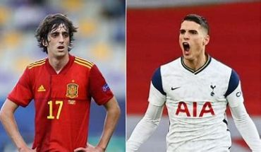 Spurs sign Gil from Sevilla, with Lamela joining the Spanish club