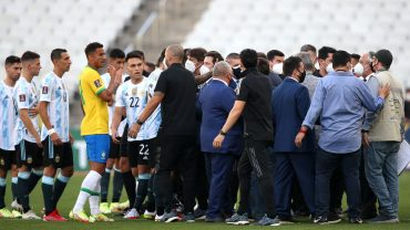World Cup Qualifier abandoned over COVID rules breach by Spurs and Villa players