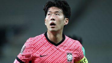 Son misses South Korea qualifier