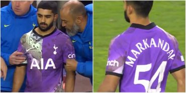Dilan Markanday becomes first ever British Asian to play for Spurs